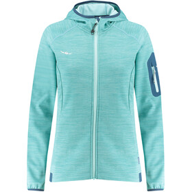 Kaikkialla Tanja Fleece Jacket Women Light Blue